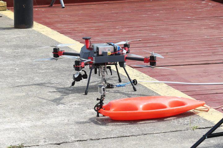 DRON AIRPAS RESCUE